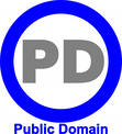 Public Domain Icon Blue Clip Art - clker.com