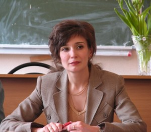 Ирина Гречаник