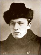Велимир Хлебников. Фото 1915 года, lgz.ru