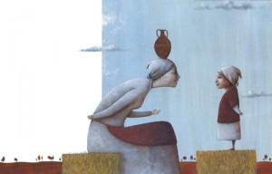 Мигель Анхель Диес. Молочница. © Мигель Анхель Диес
